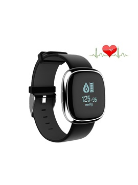 P2 Smart Bracelet Watch Heart Rate Blood Pressure Monitor IP67 Waterproof for Android iPhone