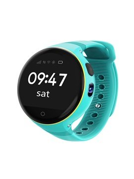 S668 Smart Watch Phone Waterproof with Camera Support SOS GPS Positioning SIM Card