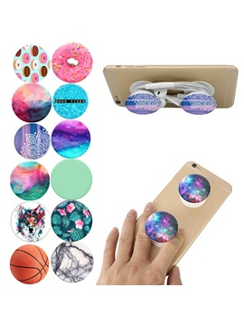 Cheap Phone Pop Socket Expanding Grip Mount Holder for Apple iPhone Android Phones