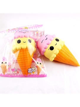 Ice Cream Slow Rising Scented Relieve Stress Toy Gifts