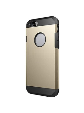 Golden Armour Hard Case for iPhone 6s/6 Plus