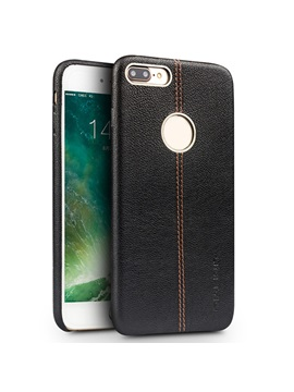 QIALINO Genuine Leather Simple Style Case for IPhone 7 / IPhone 7 Plus