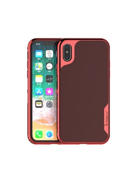 IPAKY TPU Transparent Case for IPhone X