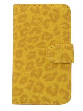 Yellow Leopard Phone Case for IPhone 6 Plus