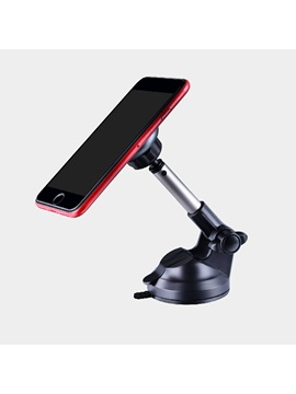 Universal Magnetic Car Phone Mount,Washable Strong Sticky Gel Pad