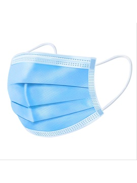 Pack of 20 Disposable Masks Three layers of purifying dust Mask