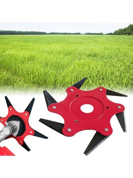 General Accessories Six Blade Blade Cutting Irrigation Machine For Lawn Mower