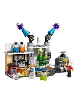 Hidden Side Ghost Lab LEGO Children Educational Toys Game