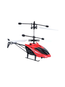 Luminous Induction Intelligent Suspension Charging Mini Aircraft Models Helicopter toy
