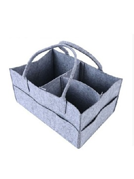 Foldable Disassembled Mummy Baby Diaper Toy Storage Bag Tote Bag