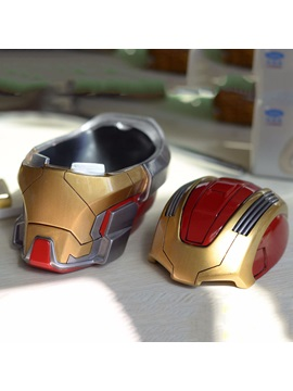 Iron Man Creative Ashtray Decoration Marvel Avengers Piggy Bank