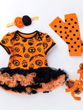 Halloween Baby Girls Clothing Sets Dresses 2020