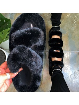 Slip-On Flip Flop Hollow Casual Slippers