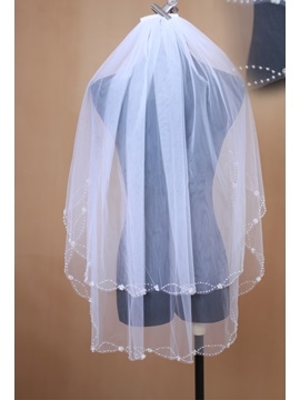 Excellent Tulle Elbow Wedding Veil