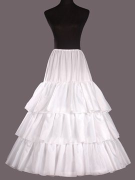 A-Line Wedding Petticoat