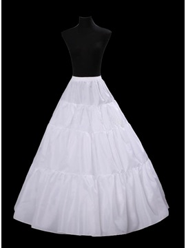 Grand Soft Gauze Ball Gown Wedding Petticoat