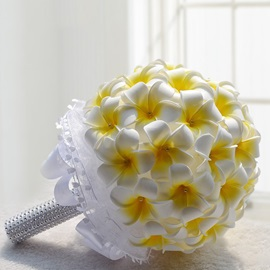 Fine Spherical Flowers Wedding Flower