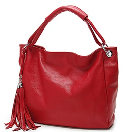 Graceful Tassel Totebag for Women