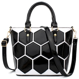Particular Patchwork Women Satchel