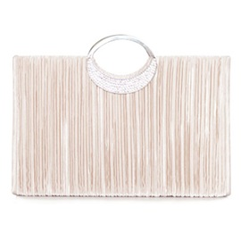 Banquet Square Shape Women Clutch