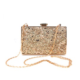 Banquet Square Clutches & Evening Bags