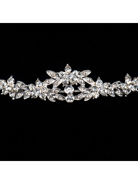 Perpect Rhinestone Wedding Headband