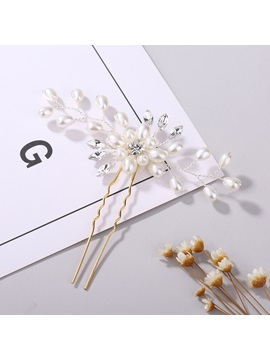 Hair Stick Handmade Korean Hair Accessories (Wedding)