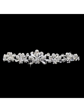 Rhinestone Wedding Bridal Tiara