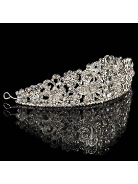 Fantanstic Rhinestone Wedding Tiara