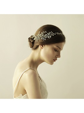 Diamante Tiara Crown Hair Accessories (Wedding)