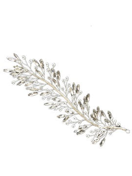 European Leaf Hairband Hair Accessories (Wedding)