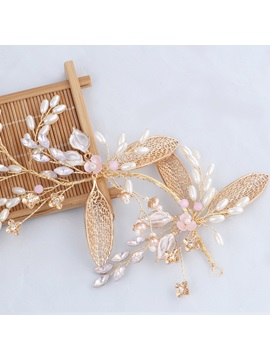 Barrette European Floral Hair Accessories (Wedding)