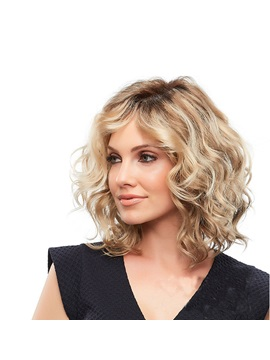 Loose Wavy Synthetic Hair Capless Women Wigs