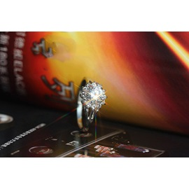 Elegant with Zircon Ring for Women