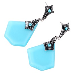 Elegant Geometry Diamante Women Earrings