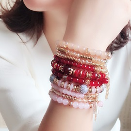 E-Plating Bohemian Female Bracelets