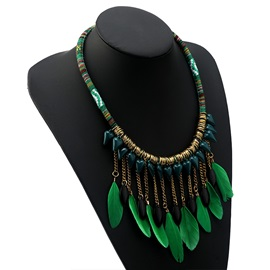Pendant Ethnic Style Necklaces
