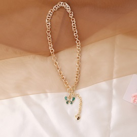 Choker Necklace E-Plating Sweet Female Necklaces