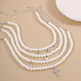 E-Plating European Choker Necklace Female Necklaces