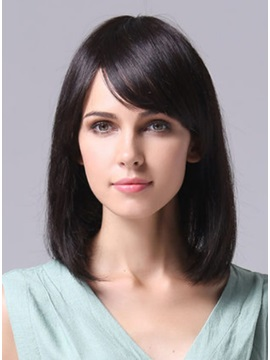 Cheap Straight Human Hair Women