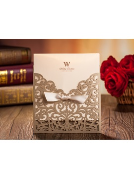 Personalized Wedding Invitations (20 Pieces One Set)