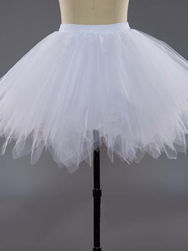 Ball Gown Gauze Short Wedding Petticoat