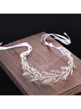 Floral Handmade European Hair Accessories (Wedding)