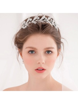 Leaf Korean Hairband Hair Accessories (Wedding)