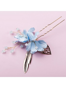 Floral Korean Hair Stick Hair Accessories (Wedding)