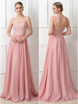 Beaded heart Floor Length A-Line Convertible Bridesmaid Dress & Bridesmaid Dresses under 100