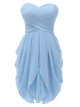 High Quality Sweetheart Short Bridesmaid Dress & unusual Bridesmaid Dresses