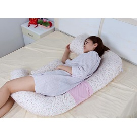 New Arrival Cozy Comfort All Nighter Total Body Pregnancy Pillow