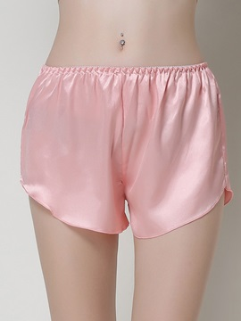Charmeuse Straight Thin Boyshort Women's Sleepwear