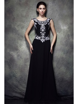 Fabulous A-Line Scoop Floor-length Polina's Mother of the Bride Dress & Mother of the Bride Dresses for less